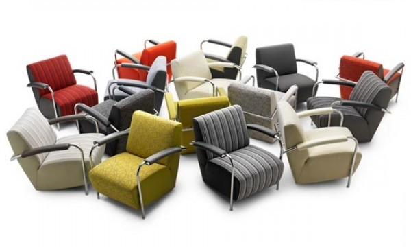 Attractive Full Color Chair Collection