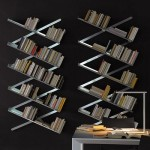 The Trendy and Unexpected Sides of a Bookcase Design