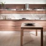 Aesthetic Time Wooden Kitchen Design Ideas