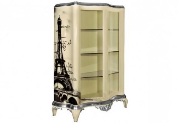 Artistic Storage Design with Retro Style Graffiti