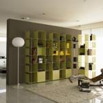 Luxury Wave Shelf Bookcase Design Ideas
