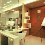 Exclusive Burgundy Apartment Interior Design