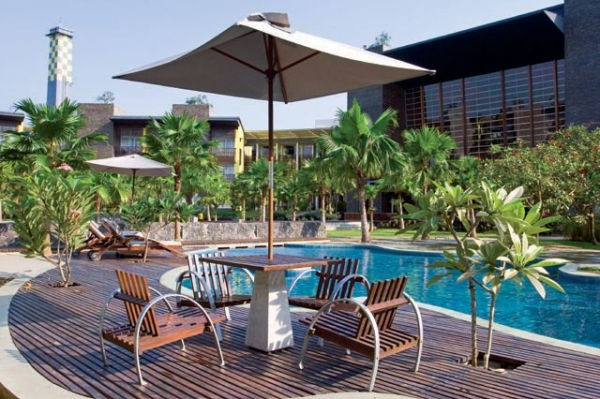 Great Novotel Design Concept