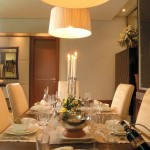 Exclusive Open Apartments Dining Room Design