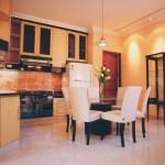 Charming Real Estate Dining Room Design