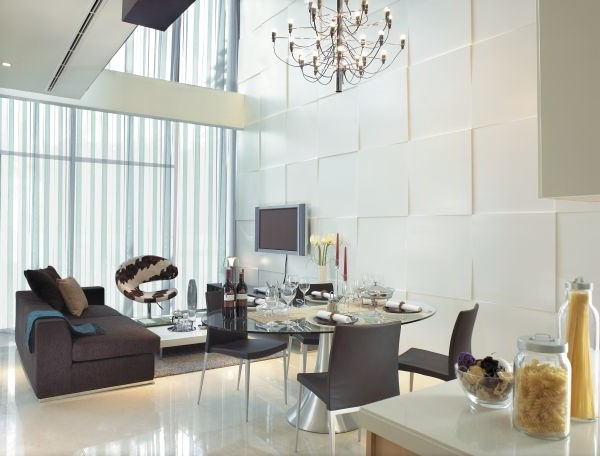 Artistic Summit Apartment Design Interior