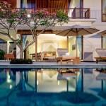 Fantastic Villa Pool Decorating Ideas