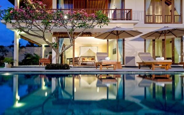 Fantastic And Exotic Villa Model Inspiration Home