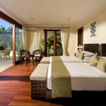 Comfortable Villa Bedroom Decorating Ideas