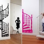 New Wall Sticker Decorating Design Concept