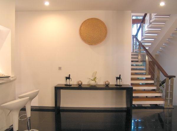 Beautiful interlocking home design concept home interior for Interlocking architecture concept