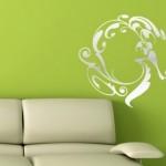 Extraordinary Wall Sticker Decorating Design Ideas