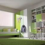 Soft Teenage Bedroom Design Photos