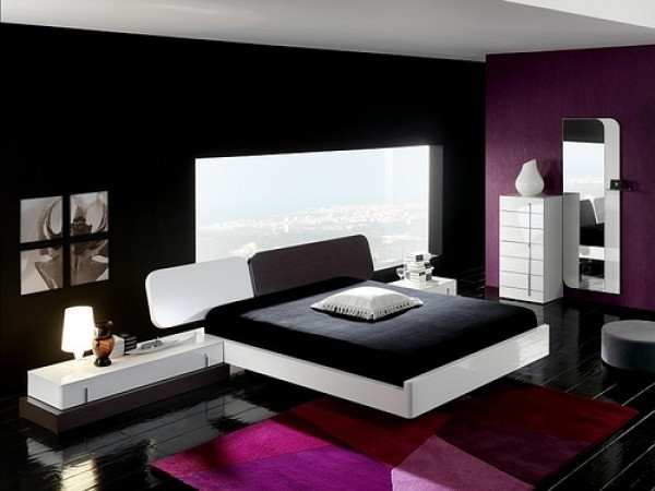 Luxurious Bedroom Design Interior