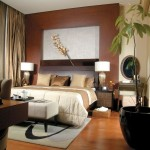 Exotic Open Apartments Bedroom Design Decor