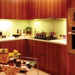 Attractive Two Bedroom Apartment Interior Design Kitchen