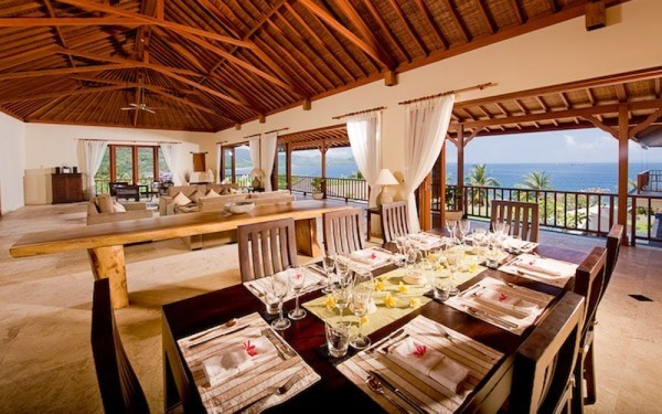 Exciting Villa Design Iinterior