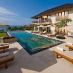 Popular Villa Pool Decorating Design Concept