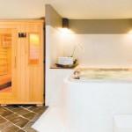 Latest Villa Spa Design Model