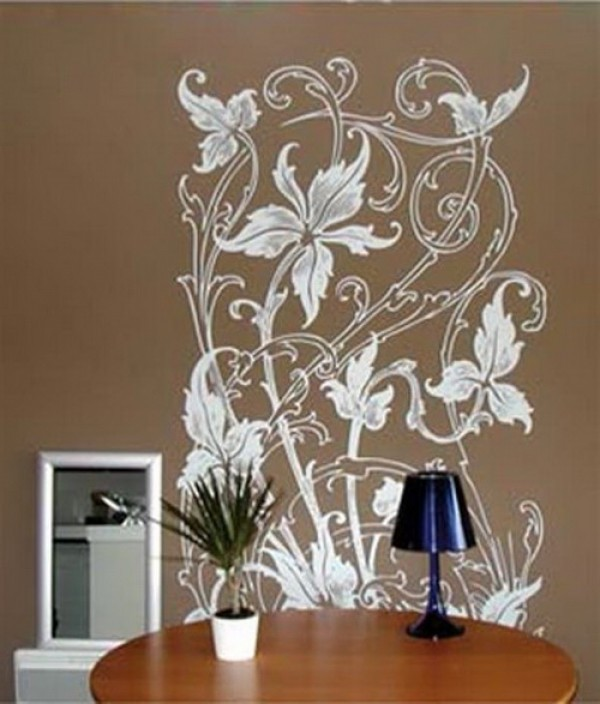 Fantastic Wall Sticker Decoration Designs | Home Interior Design Ideas