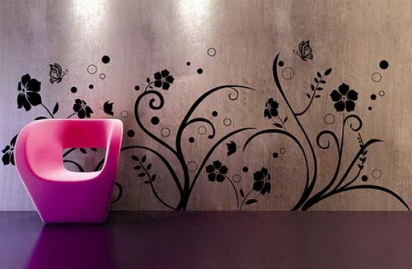 Dream Wall Sticker Decorating Design Concept