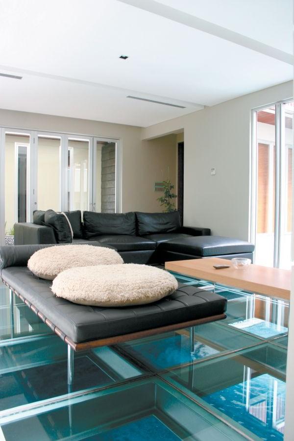 Top Box House Living Room Design