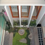 Elegant Courtyard House Decorating Ideas