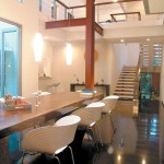 Modern Interlocking House Decorating Design Type