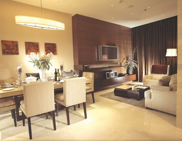 Exclusive Summit Apartment Design Layout