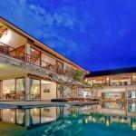 Latest Villa Pool Decorating Plan