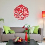 Fantastic Wall Sticker Decorating Design Model