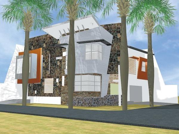 Latest Interlocking Home Design Scheme Home Interior Design Ideas