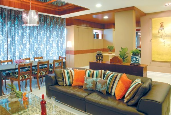 Great Apartment Living Room Decor