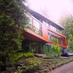 Futuristic Residence Design Inspiration