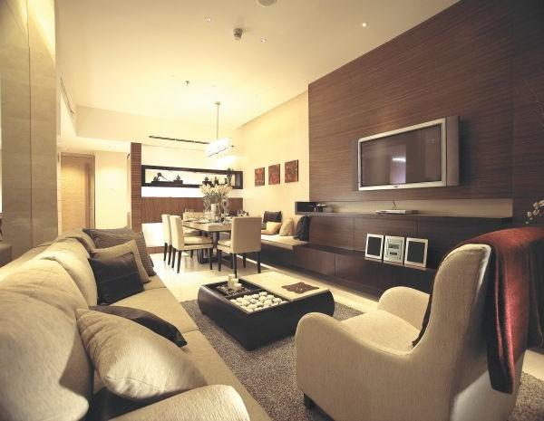 Luxury House Summit Apartment Design