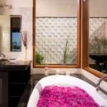 New Villa Bathroom Decorating Design Ideas