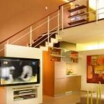 Amazing Apartment Office Design Theme