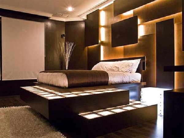 Elegant Bedroom Design Model