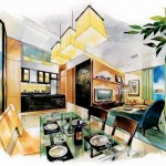 Dream Classic Apartment Design Plans