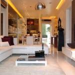 Exotic 4 Bedroom Apartment Decorating Design