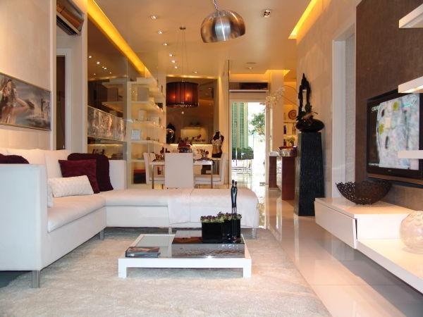 ... Beautiful Four Bedroom Open Apartment Design Gallery ...