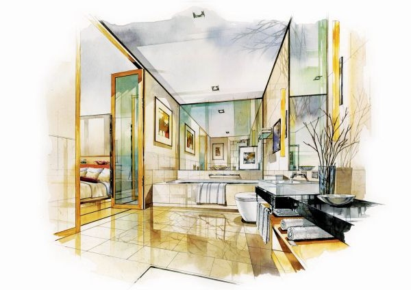 Charming Classic Apartment Design Plans Home Interior Design Ideas With Apartments Designs And Plans