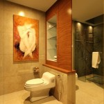 Exciting Villa House Toilet Design Inspiration
