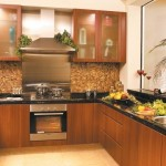 Good Classic Apartment Kitchen Design