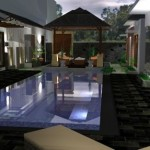 Exotic Villa House Decorating Design Scheme