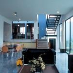 Minimalist Origami Home Decorating Design Interior