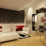 Exclusive Villa House Master Bedroom Design Concept