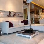 Artistic 4 Bedroom Apartment Decorating Design