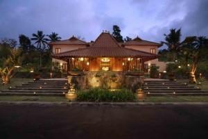 Spectacular Villa Design Building