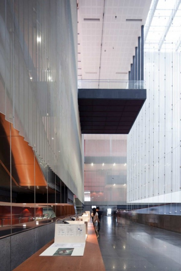 Remarkable Modern Museum Interior Design 600 x 899 · 92 kB · jpeg